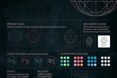 Re:Creation branding