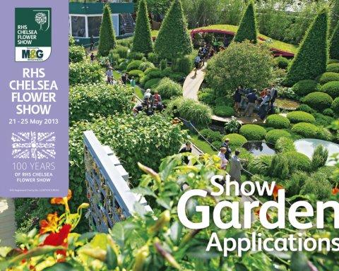 RHS Flower Show promotion