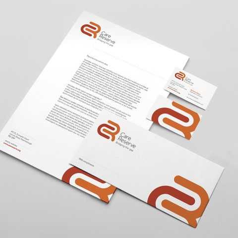 Branding and business stationery