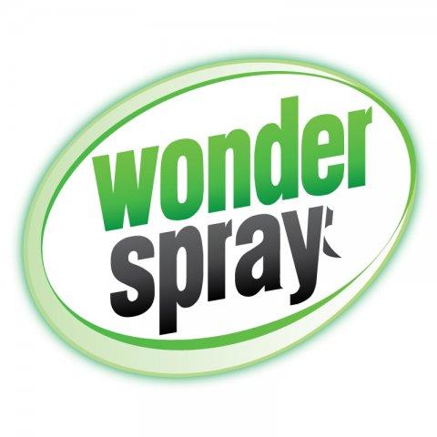 Wonderspray logo