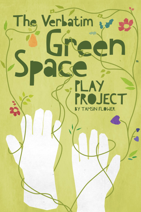 Green Space play poster