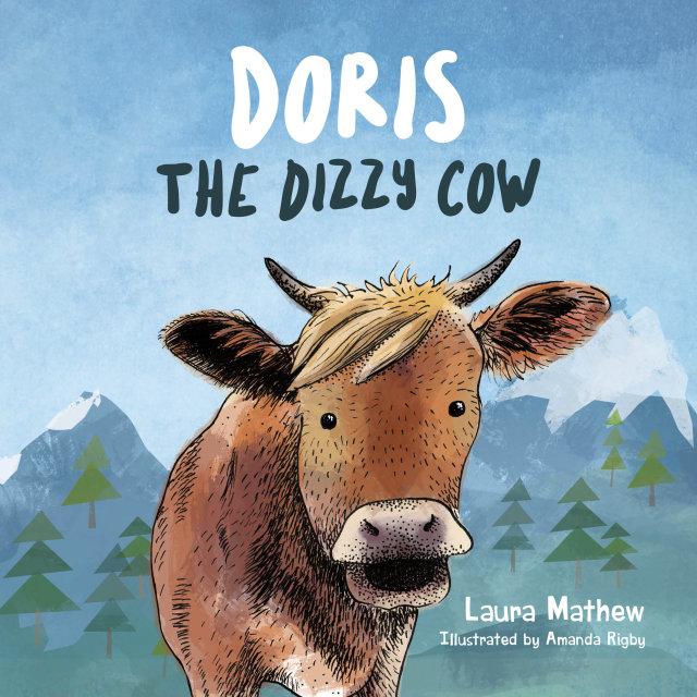 Doris the dizzy cow